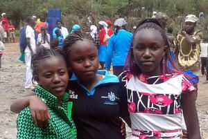 Africa_ 3 girls
