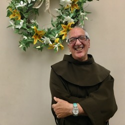 smiling friar