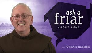 Ask a Friar 173 x 300