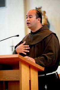 Br. Roger Lopez, OFM