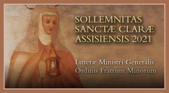 Icon of St. Clare