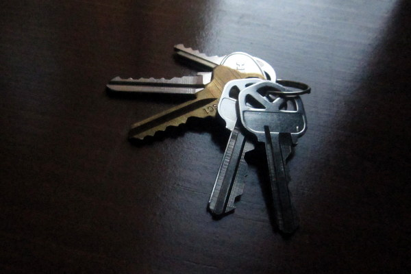 Fr. JJ keys