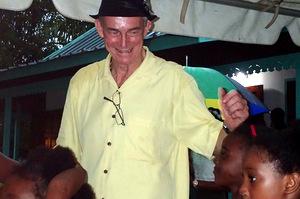 Fr. Jim at his 70th birthday party