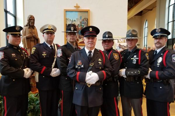 Police Honor Guard