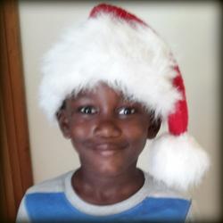NEgril Santa child 250