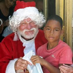 Negril Santa Claus child 250