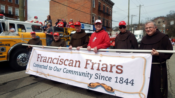 Friars hold Reds banner