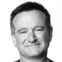 "Actor-comedian Robin Williams was ""deeply concerned"" about folks in uniform."