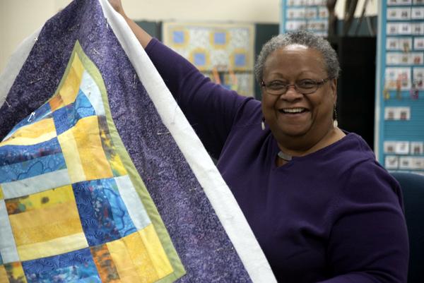 Sarah Center Quilts