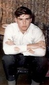 Fr. Jeff Scheeler, OFM, at age 16