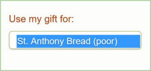 StA Bread donation 300