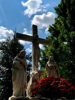 crucifix outdoors