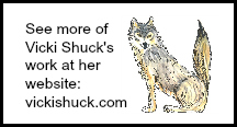Vicki Shuck website