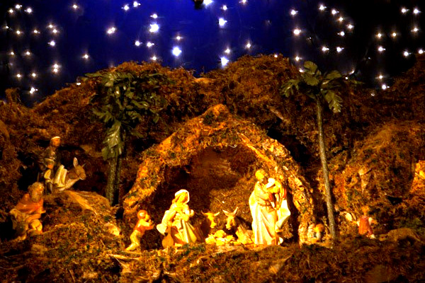 Christmas Nativity.A Franciscan Christmas 2018 St Anthony Shrine