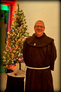 "Br. Tim Sucher hosts, ""A Franciscan Christmas"""