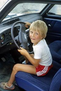 Child car