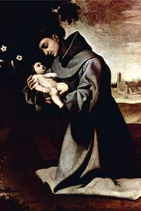 by Francisco de Zurbaran (1640)